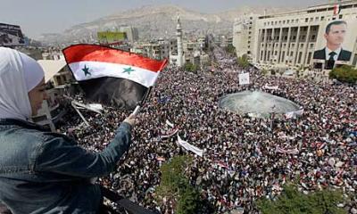 Cette révolution syrienne qui n'existe pas