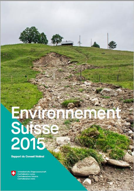 Environnement Suisse 2015