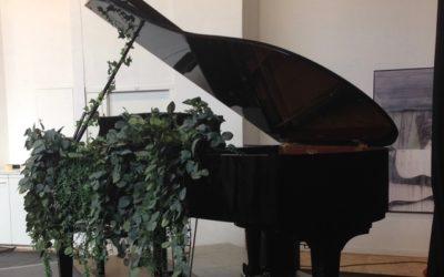 Maman, j'ai envie de jouer du piano