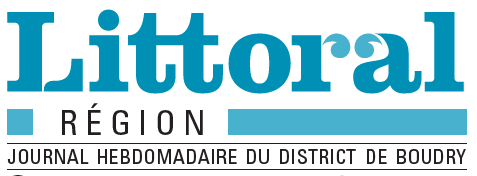 Article sur la Savonnerie de L'établi du journal LITTORAL RÉGION N° 4636, 12 avril 2019