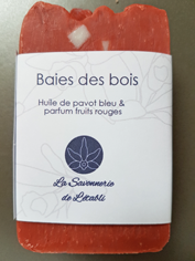 savon au beurre de karité et cacao