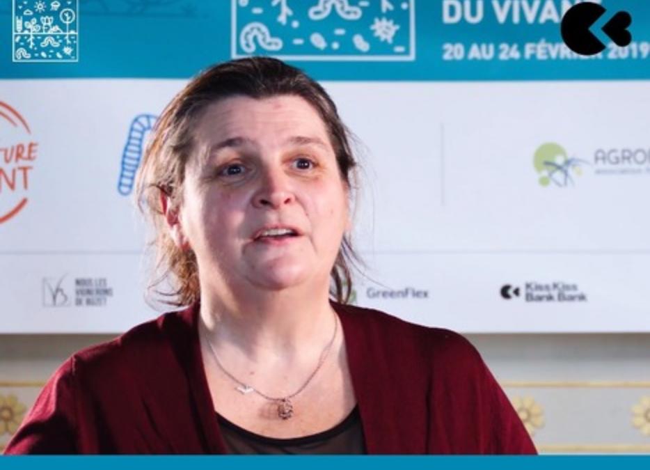 Rencontre internationales du l'agriculture du vivant 2019 : Intervention d'Odette Menard