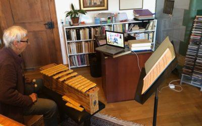 Cours de musique à distance