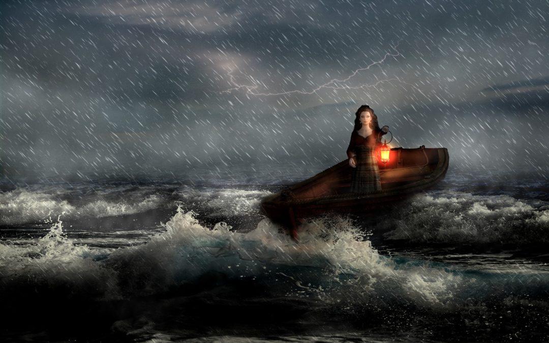 Dans la tempête, une histoire d'autorité